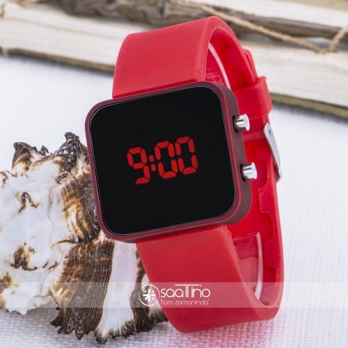 Led Ekranlı Sportif Dijital Saat Trend Kol Saati ST-303627