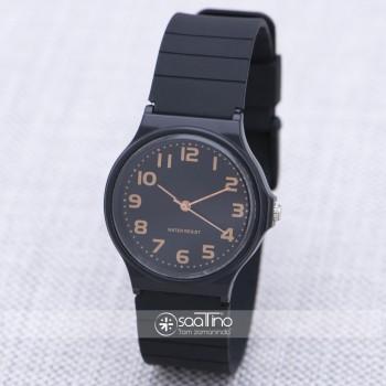SaaTTino Siyah Renk Silikon Kordon Kız Çocuk Erkek Kol Saati ST-303927