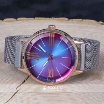 Spectrum Yeni Sezon Mıknatıslı Kordon Renkli Cam Erkek Saat ST-303789