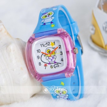 Baykuş Figürlü Çocuk Kol Saati ST-303829